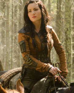 Shannara Chronicles Eretria's replica leather jacket