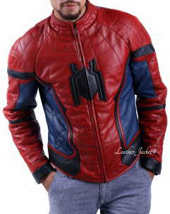 spiderman spiderman jacket
