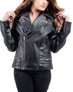 SSS-Womens leather jacket