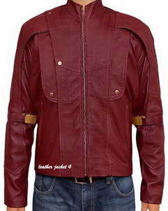 Star-Lord galaxy jacket, star lord jacket