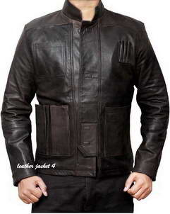 Han-Solo leather jacket