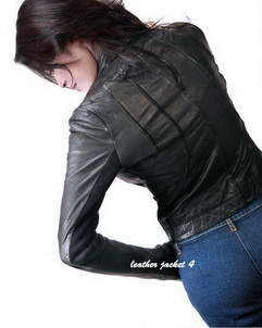 unlined womens leather jacket