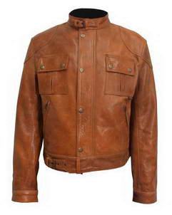 Wanted leather jacket