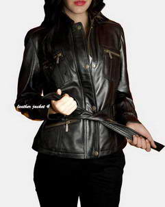 Valence valence womens leather jacket