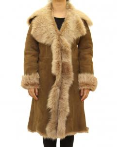 Luxury-Coat Women Luxury Toscana Waterfall Coat