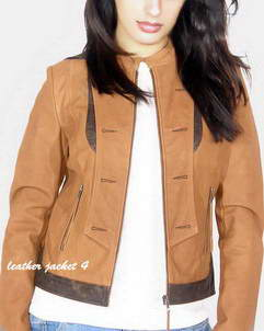 Nili womens suede jacket