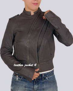 Astoria womens biker jacket