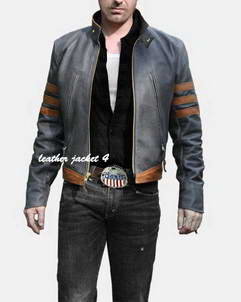 Last-Stand leather jacket