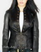 Eyelet Womens Leather Jacket