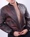 North Dakota Leather Jacket