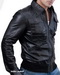 Dorian New York Lamb Leather Jacket