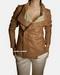 Lamb Skin Leather Jacket