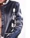 Womens Motorbike Leather Jacket