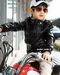 Broods leather jacket