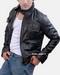 Jbross Biker Leather Jacket