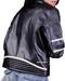 Womens Moto Leather Jacket