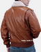 Pilot Leather Flight Jacket Type G-1