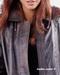 Womens Leather Coat