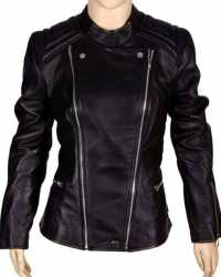 Abbey-Crouch Abbey Crouch Leather Jacket