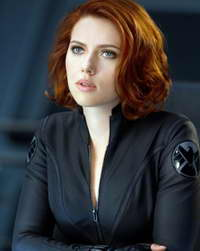 Real Black-Widow Avengers Age Of Ultron Black Widow Jacket