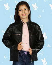 Girls Girls Biker Jacket