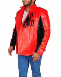 Peter-Parker Spiderman The Last Stand Peter Parker Leather Jacket