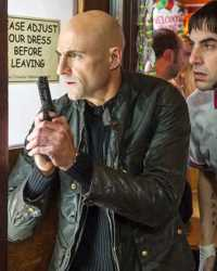 Real Sebastian The Brothers Grimsby Sebastian Butcher Leather Jacket