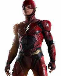 The-Flash The Flash Justice League Leather Jacket