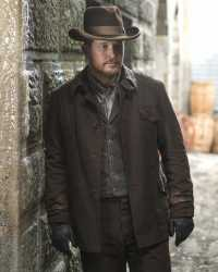 Cole-Hauser The Lizzie Borden Chronicles Cole Hauser Coat