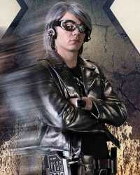 Quick-Silver X Men Days of Future Past Quicksilver Jacket