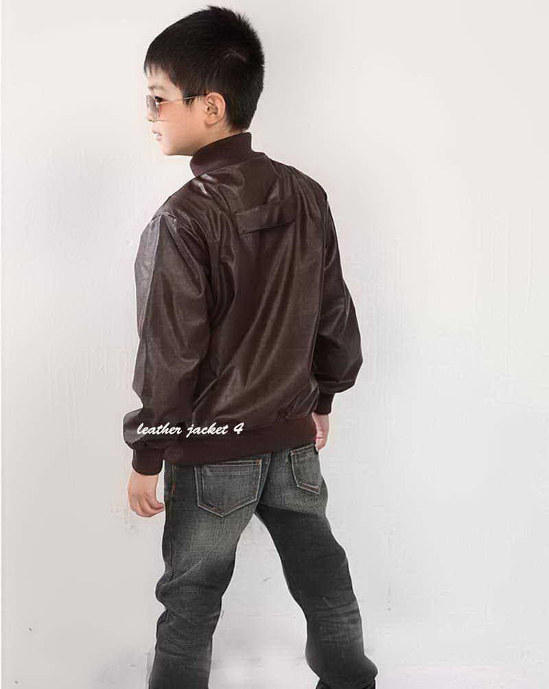 Boy Leather Jacket