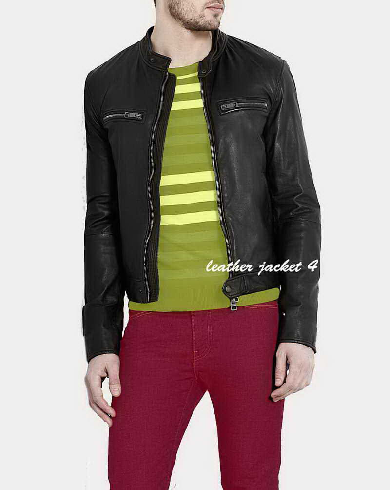 Brit Leather Jacket