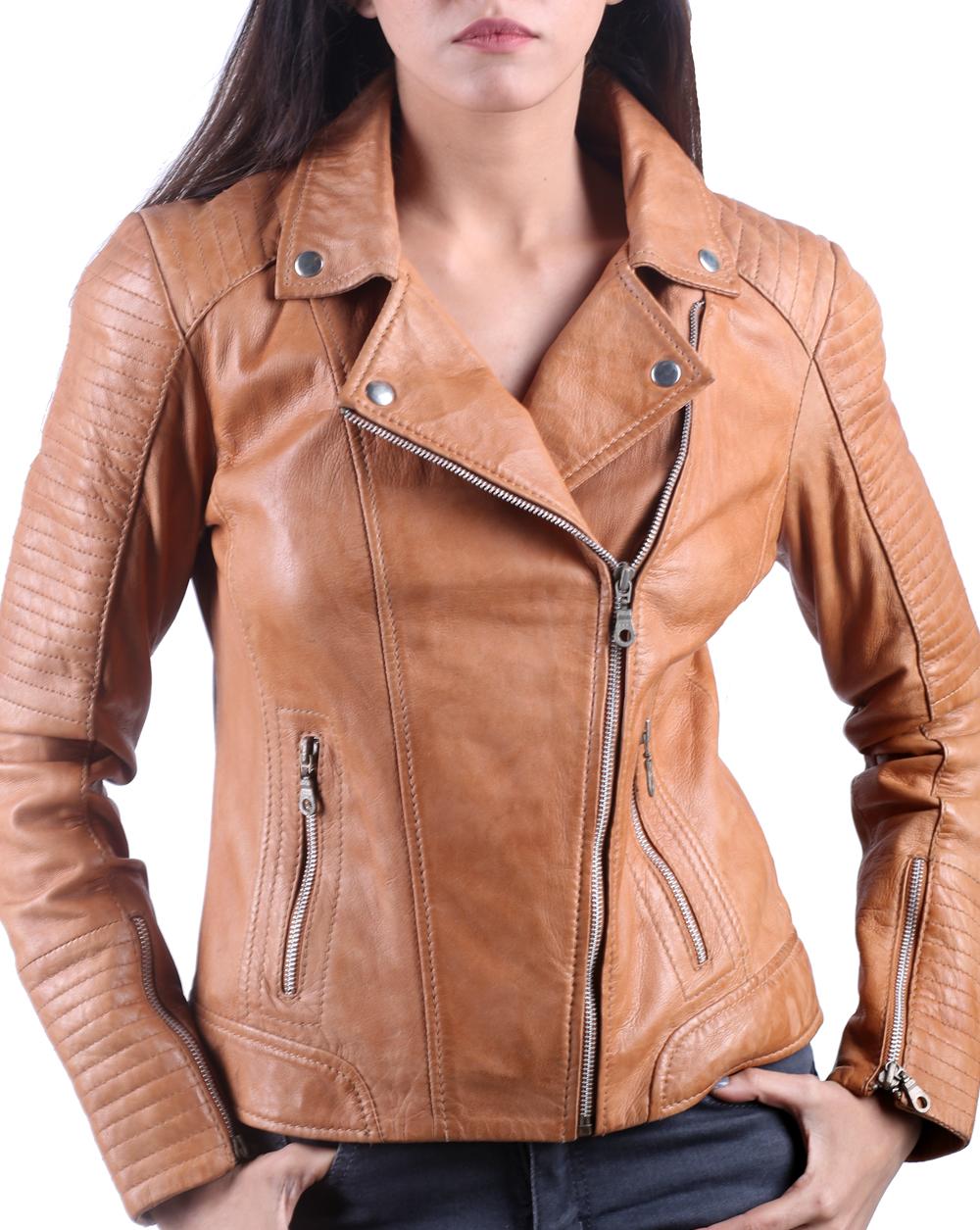 Risultati immagini per Mila Kunis Biker Leather Jacket