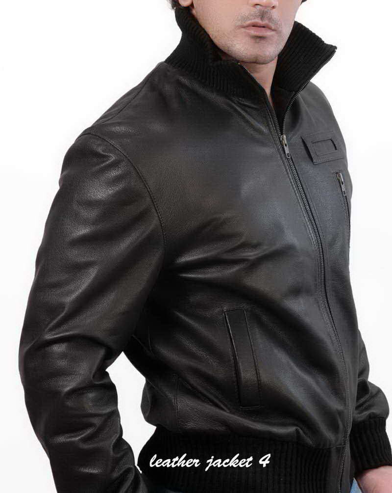 Rolph Leather Jacket